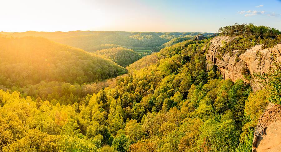 Kentucky State Parks are Perfect for a Spring Adventure