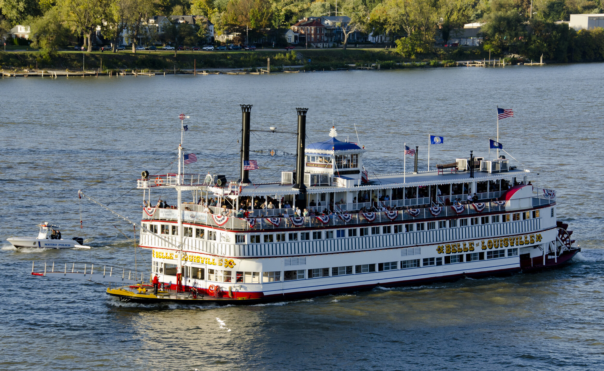 Belle of Louisville Riverboat Tours