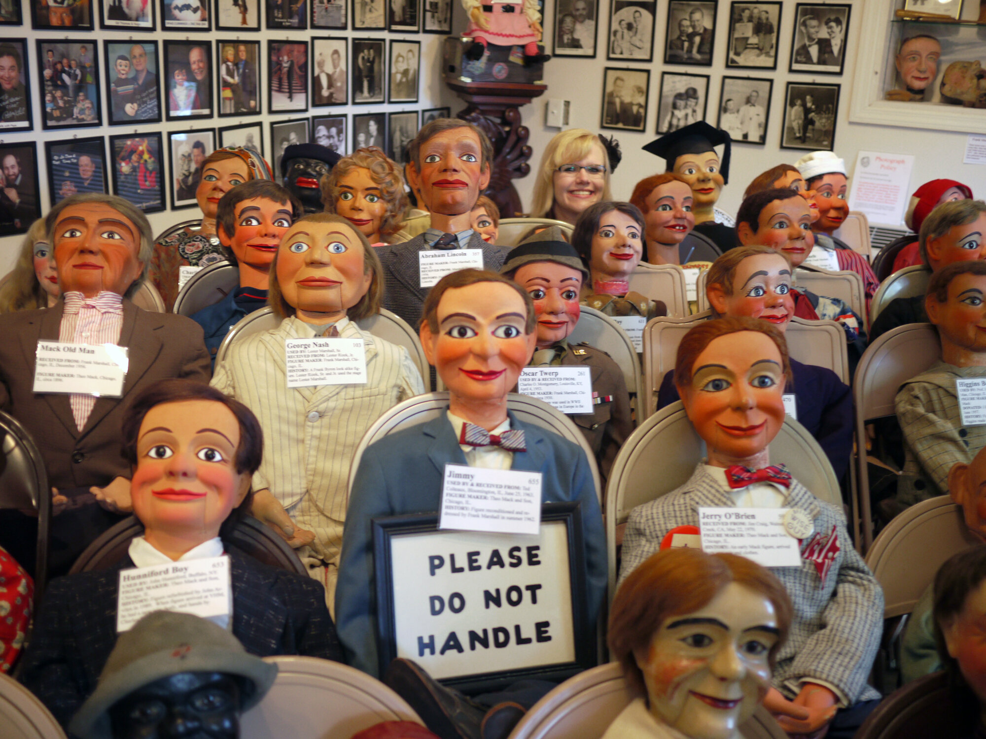 Visit Vent Haven, the World's only Ventriloquist Museum