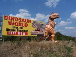 Dinosaur World Kentucky