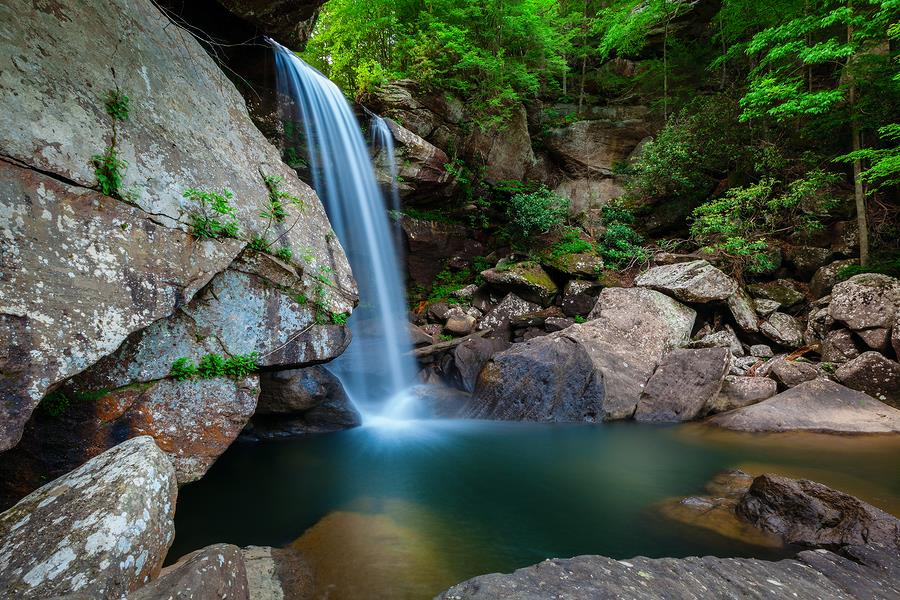 6 Kentucky Waterfalls You Must See